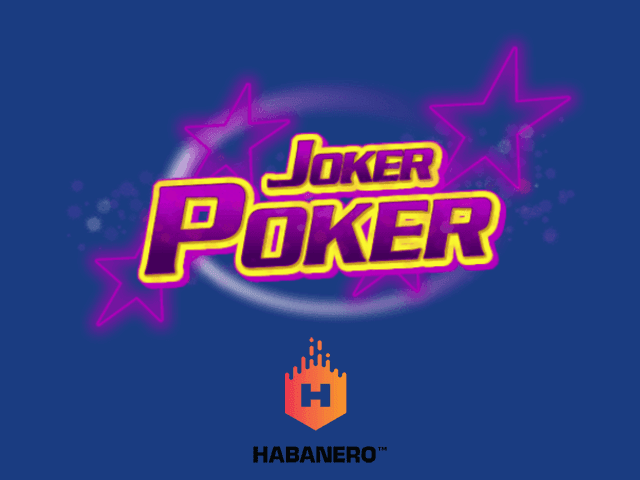 Joker Poker by Habanero